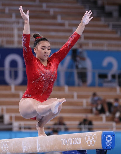 Here's why Suni Lee will compete on Auburn's gymnastics team after scoring Olympic gold.