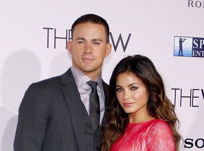 Jenna Dewan's comments about Channing Tatum were taken out of context.