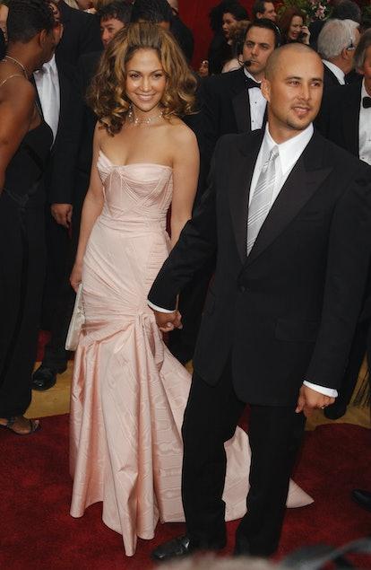 Jennifer Lopez and Cris Judd were married.