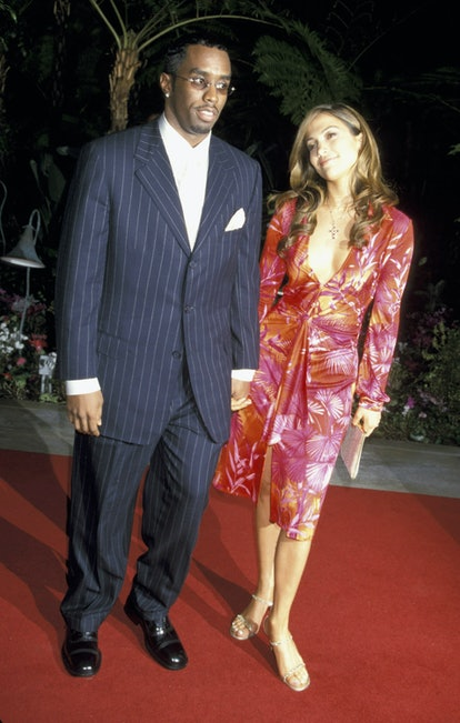 Sean Combs and Jennifer Lopez dated