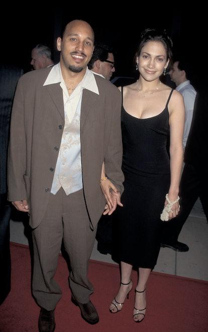 Jennifer Lopez and David Cruz dated.