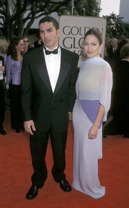 Ojani Noa and Jennifer Lopez were married.