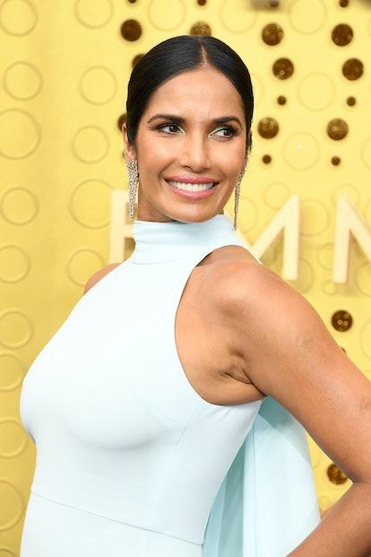 Padma Lakshmi is a celebrity Virgo who exudes grounded energy.