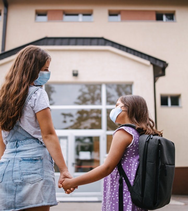 If masks are voluntary at school, parents must make a tough choice for their kids.