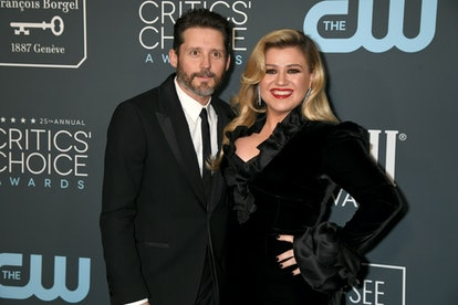 """Kelly Clarkson is """"doing great"""" amid divorce from Brandon Blackstock, according to source."""