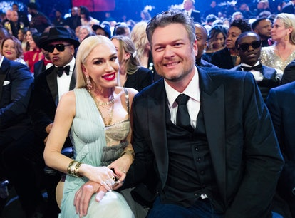 Blake Shelton has awkward conversations with friends who weren't invited to his small wedding with G...