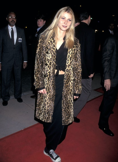 """HOLLYWOOD - JANUARY 17:   Actress Gwyneth Paltrow attends the """"From Dusk Till Dawn"""" Hollywood Premie..."""