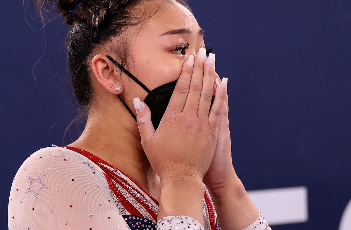 Suni Lee and others had the best nail art from the 2021 Olympics in Tokyo.