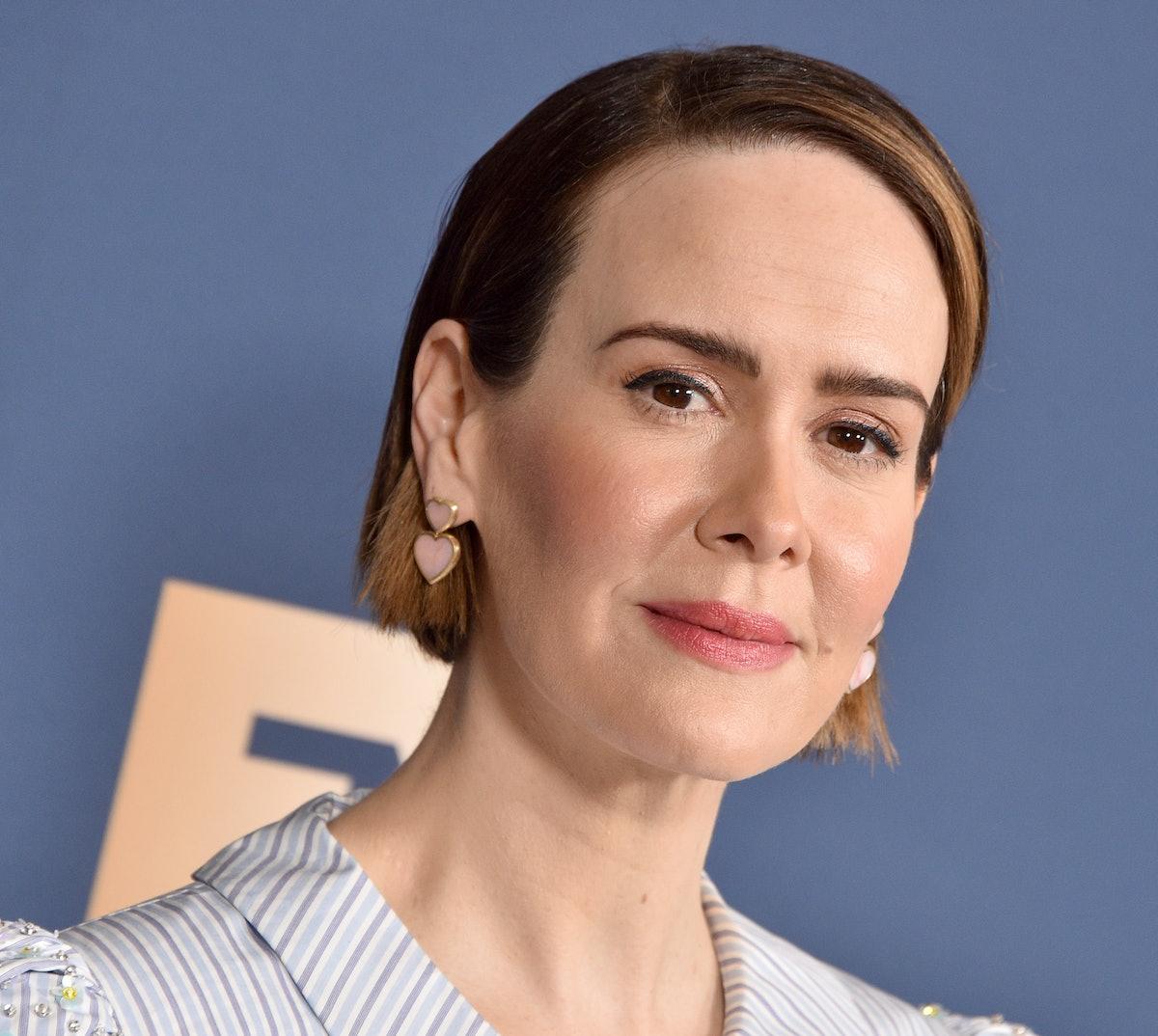 Sarah Paulson will play Linda Tripp in 'Impeachment: American Crime Story'