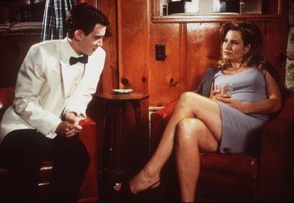 Fans of Jennifer Coolidge in 'The White Lotus' should check out 'American Pie.' Photo via Getty Imag...