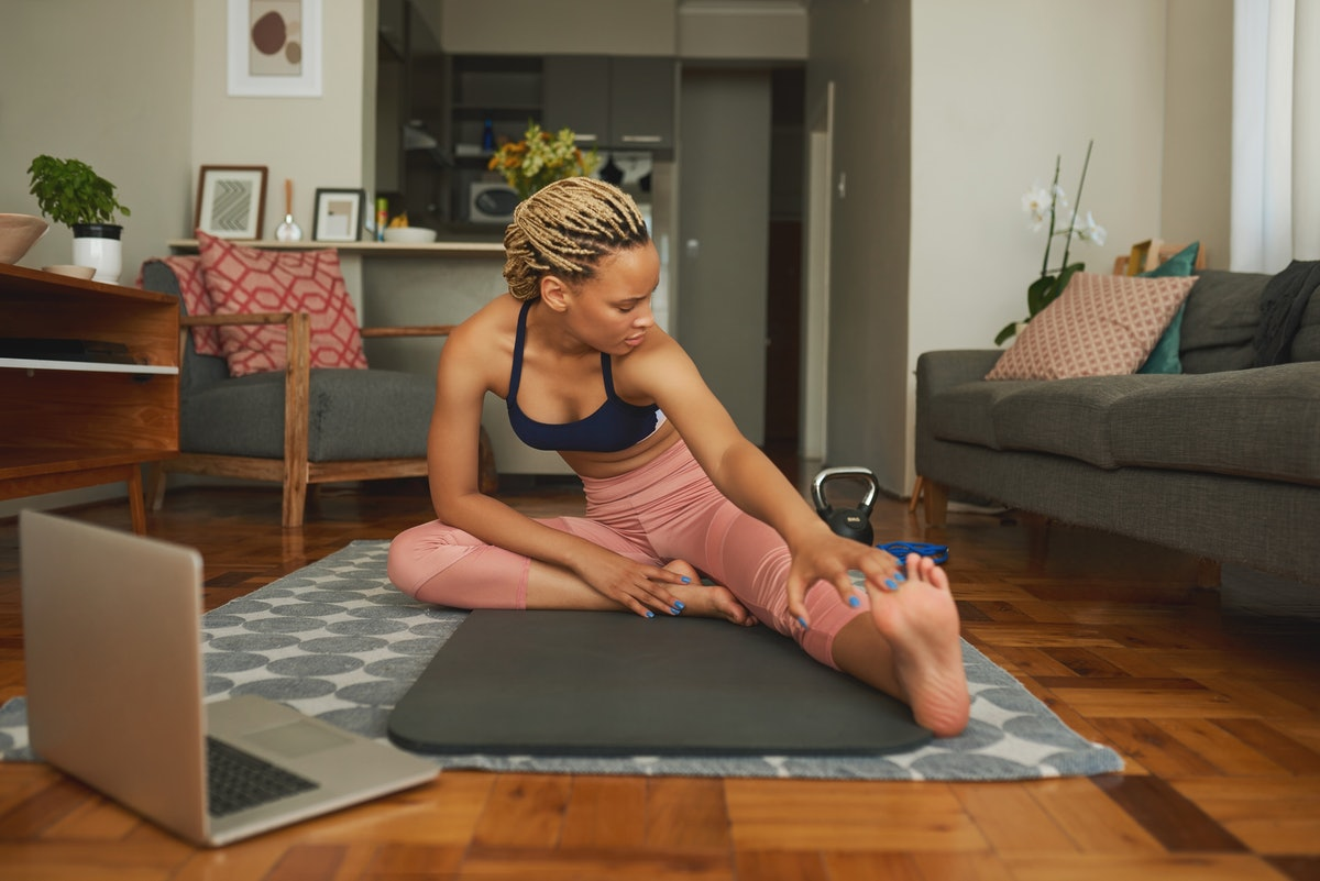 Knee pain can stem from a number of causes — but turning to certain stretches can help bring relief.