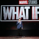 ANAHEIM, CALIFORNIA - AUGUST 23: President of Marvel Studios Kevin Feige took part today in the Disn...