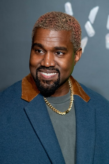 This video of Kanye West levitating at his 'Donda' listening party is so wild.