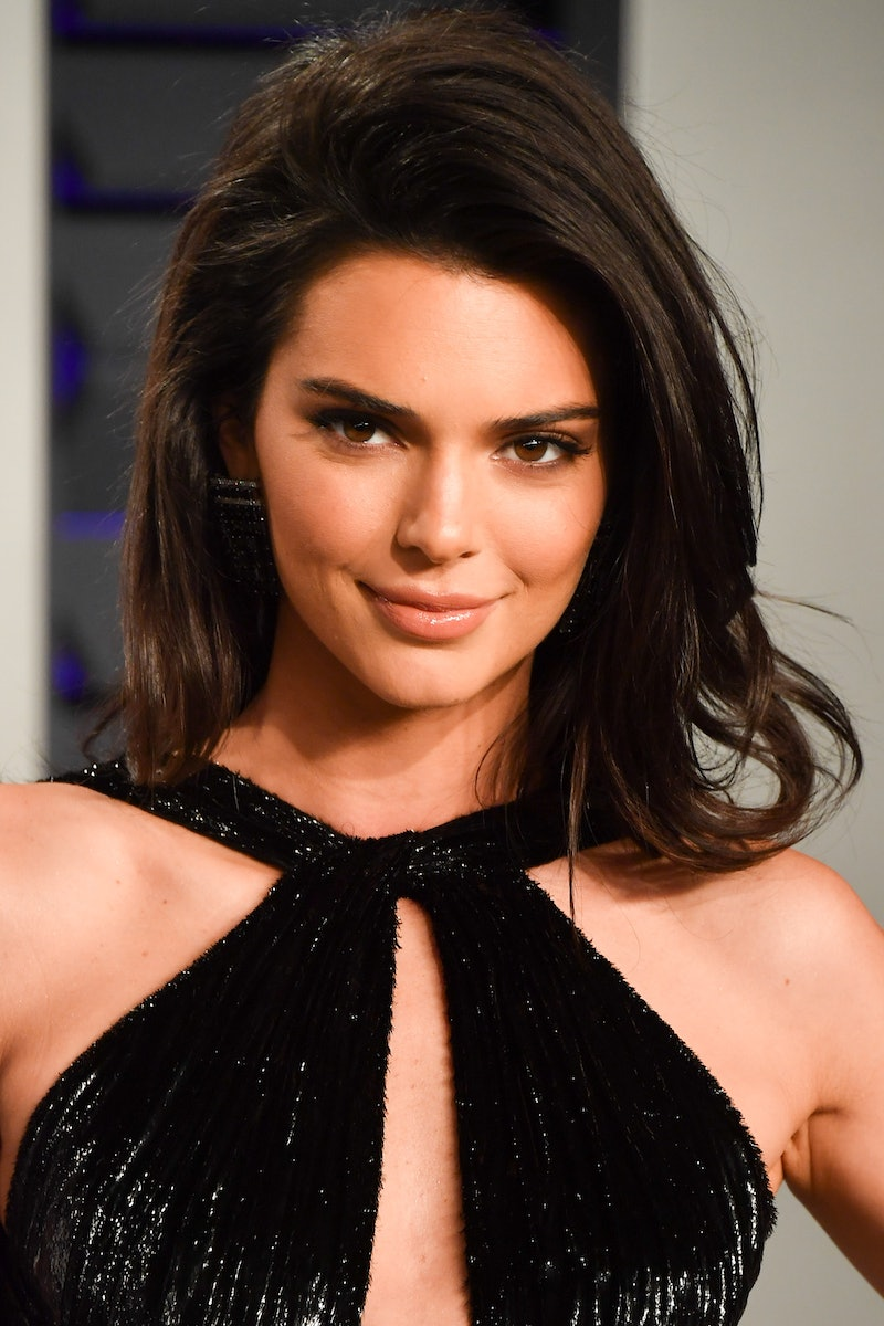BEVERLY HILLS, CALIFORNIA - FEBRUARY 24: Kendall Jenner attends the 2019 Vanity Fair Oscar Party hos...