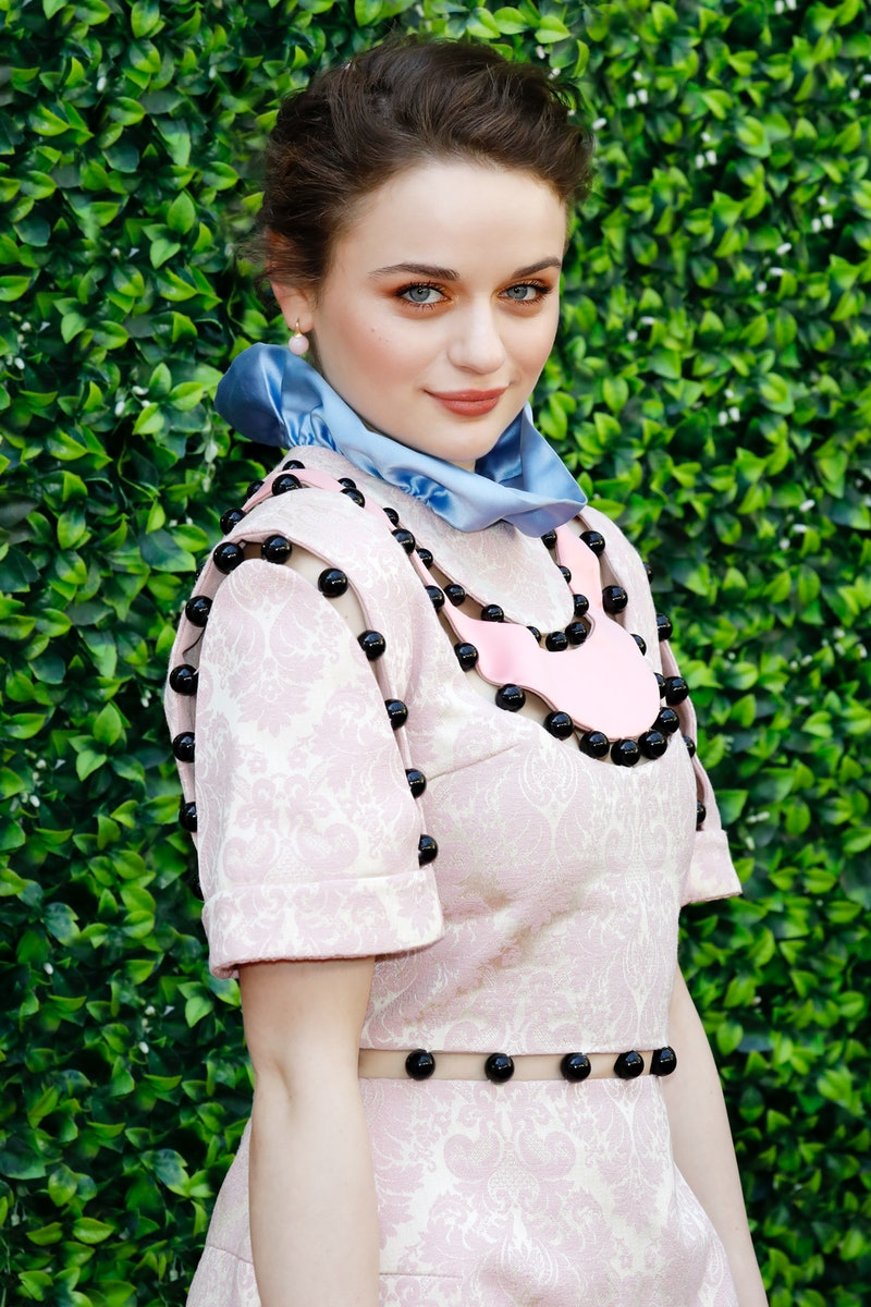 Joey King is photographed at the '7th Annual Gold Meets Golden' event.