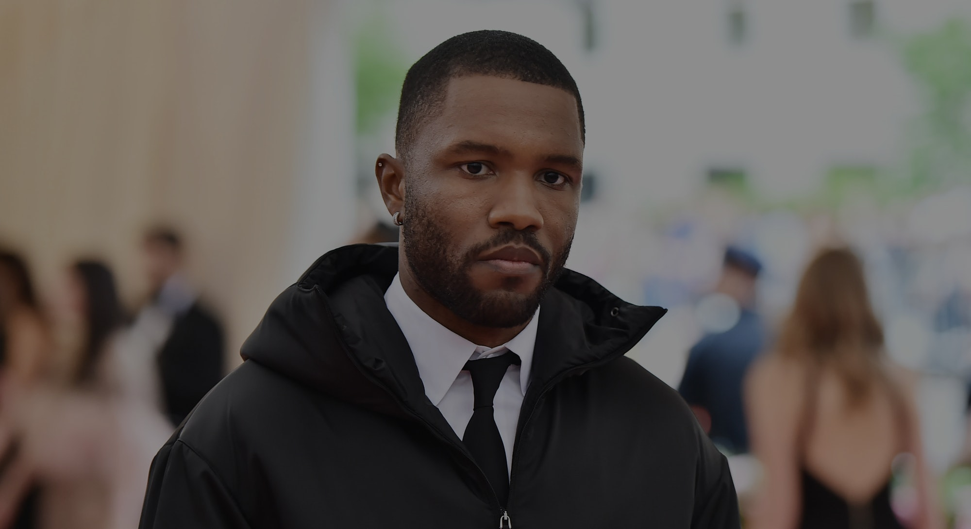NEW YORK, NEW YORK - MAY 06: Frank Ocean attends The 2019 Met Gala Celebrating Camp: Notes on Fashio...