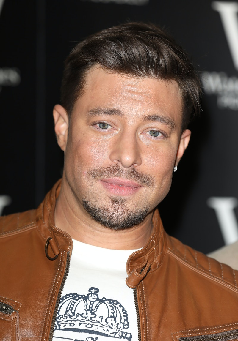 Duncan James from boy band Blue