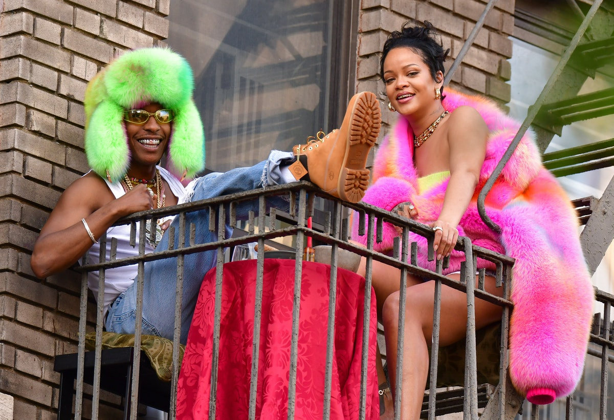 A$AP Rocky and Rihanna are in a Libra-Pisces relationship.