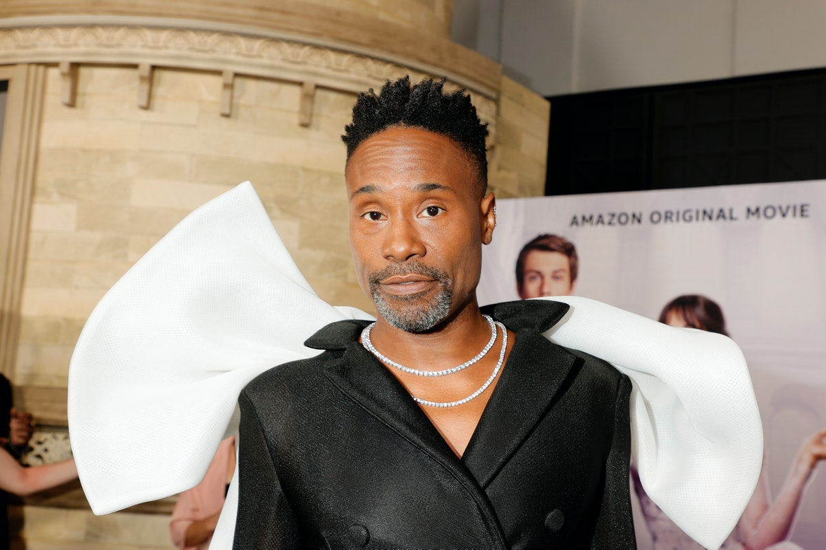 LOS ANGELES, CALIFORNIA - AUGUST 30: Billy Porter attends the Los Angeles Premiere of Amazon Studios...
