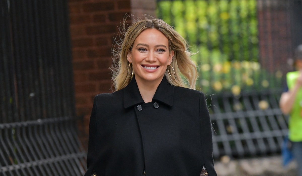 Hilary Duff is starring in the remake of 'How I Met Your Mother,' 'How I Met Your Father'
