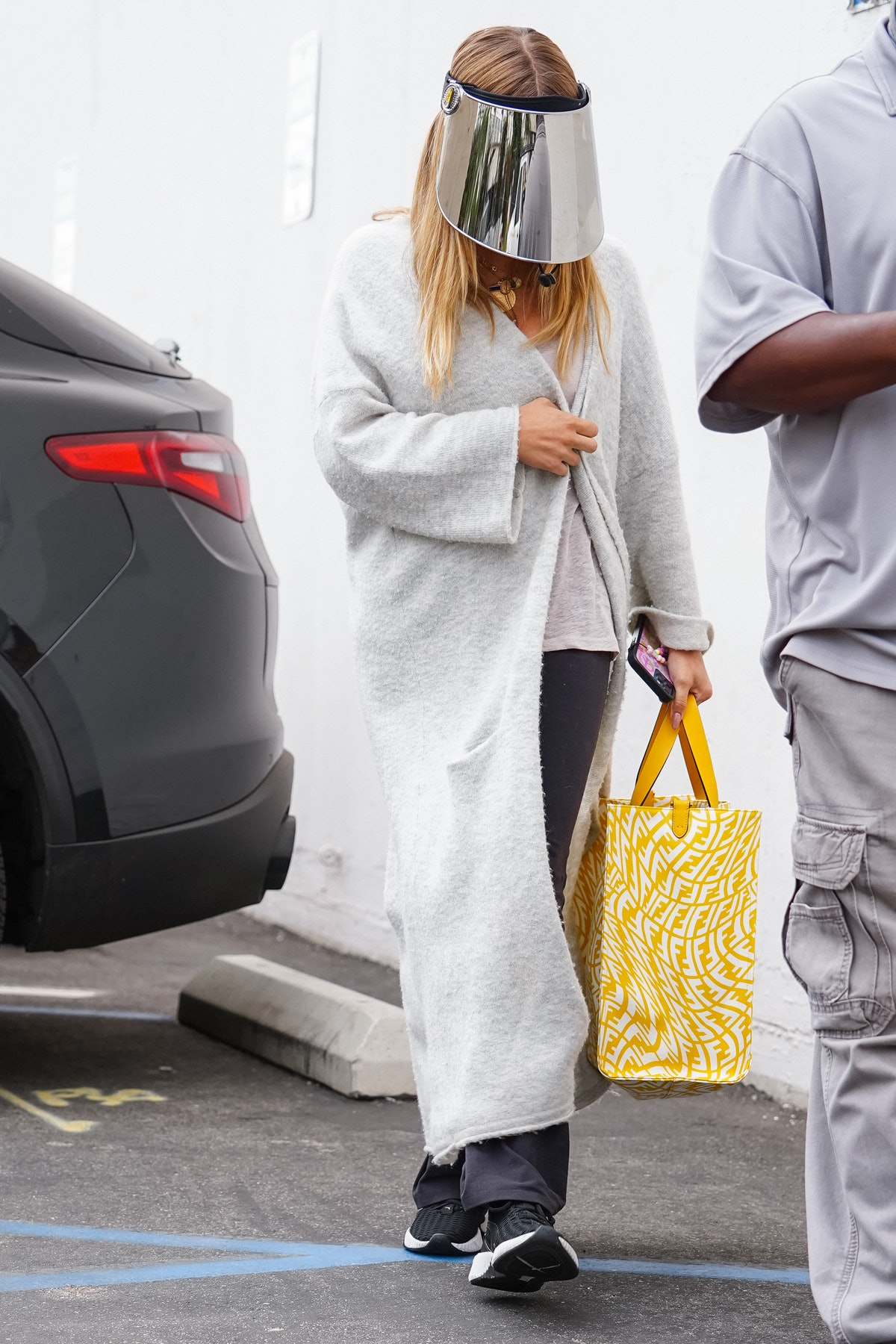LOS ANGELES, CA - AUGUST 31: Olivia Jade is seen on August 31, 2021 in Los Angeles, California.  (Ph...