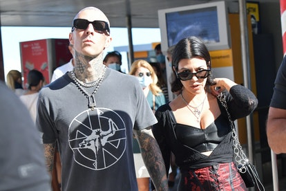Kourtney Kardashian is a fiery and impulsive Aries, while Travis Barker is a dark and mysterious Sco...