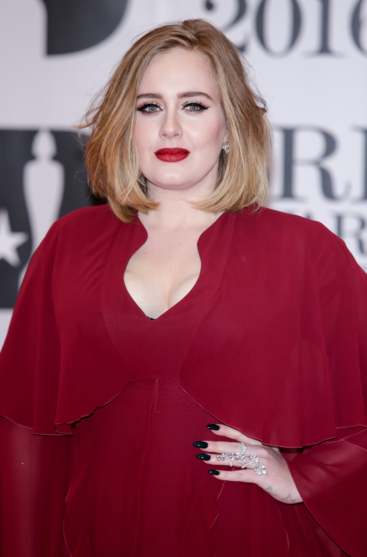 Adele's relationship history is telling.