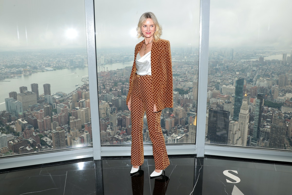 Naomi Watts kicks off New York Fashion Week at The Empire State Building in New York City in Septemb...