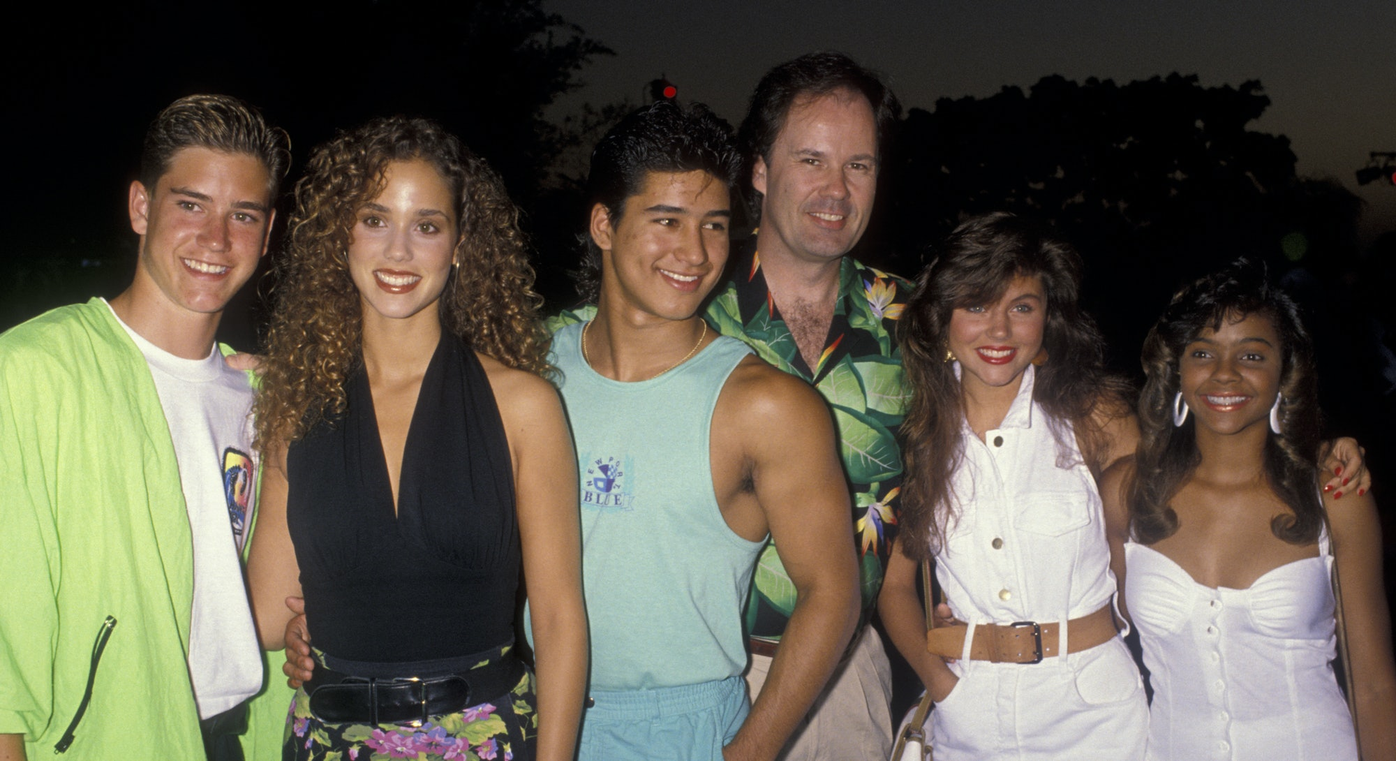'Saved by the Bell' was a beloved sitcom in the early '90s that followed the lives of high school st...
