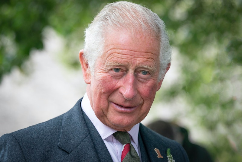 ALLOWAY, SCOTLAND - SEPTEMBER 09: Prince Charles, Prince of Wales, known as the Duke of Rothesay whe...