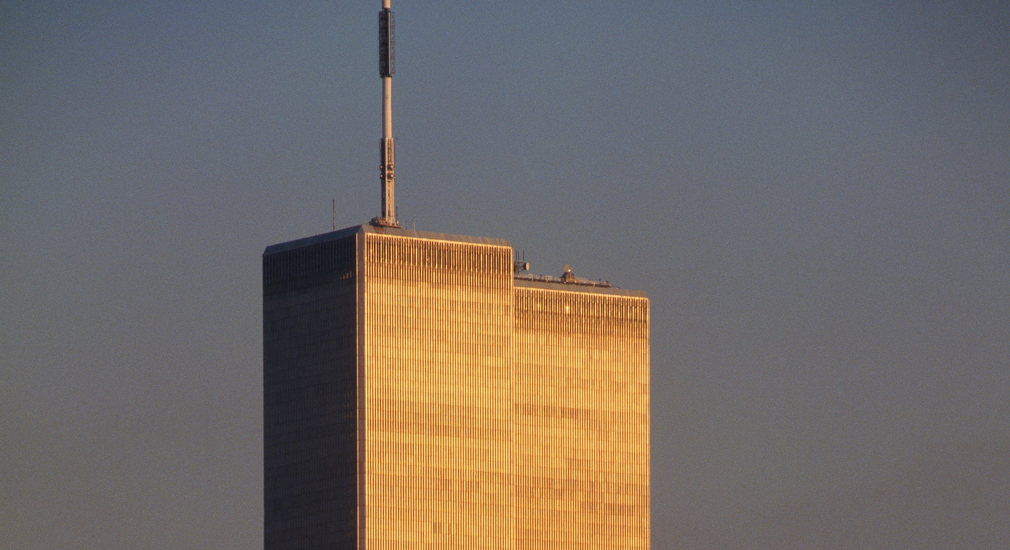 A view of the World Trade Centers. Here, New Yorkers remember 9/11.