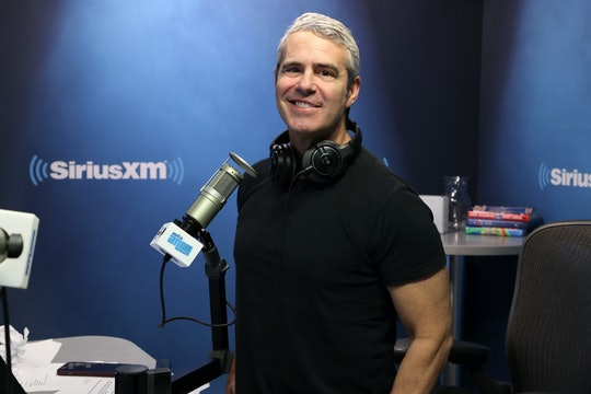 NEW YORK, NEW YORK - JULY 12: Andy Cohen hosts 'Andy Cohen Live' on SiriusXM's Radio Andy, live from...