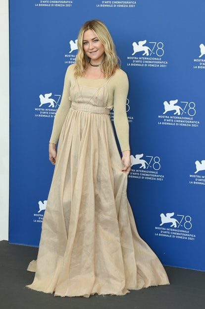 American actress and singer Kate Hudson at the 78 Venice International Film Festival 2021. Mona Lisa...
