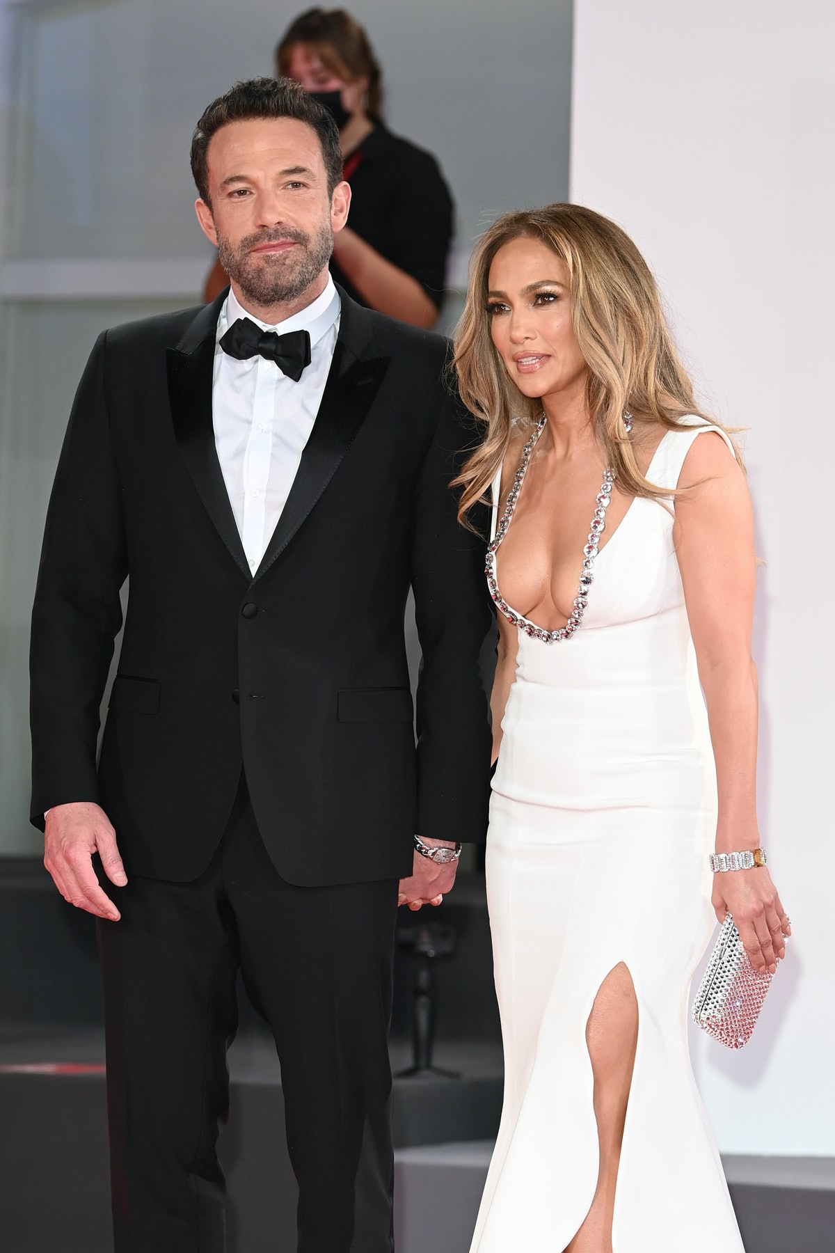 These photos of Jennifer Lopez and Ben Affleck's 2021 red carpet debut are so sweet.