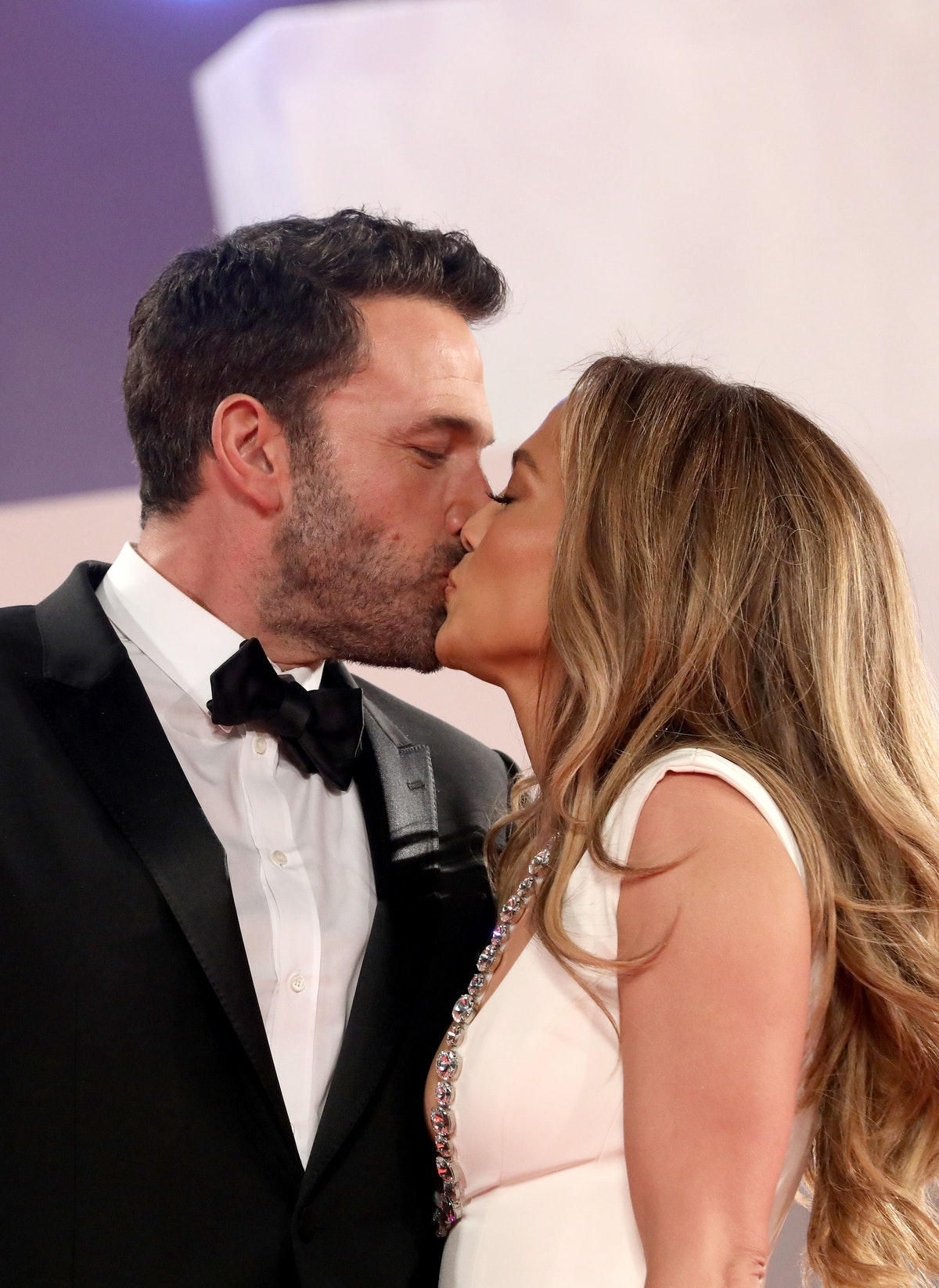 These photos of Ben Affleck and Jennifer Lopez at the red carpet premiere of 'The Last Duel' prove t...