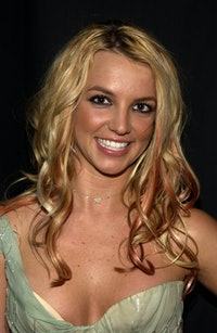(EXCLUSIVE, Premium Rates Apply) Britney Spears (Photo by Kevin Mazur/WireImage)