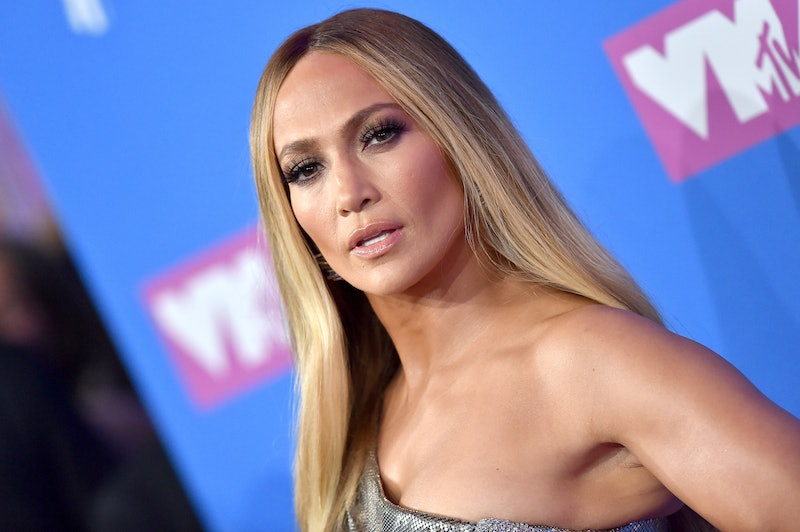 J. Lo's VMAs 2021 look delivered major body-ody-ody, thanks to some '90s-style cut-outs.