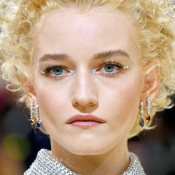All of the face gem makeup looks from the 2021 Met Gala.
