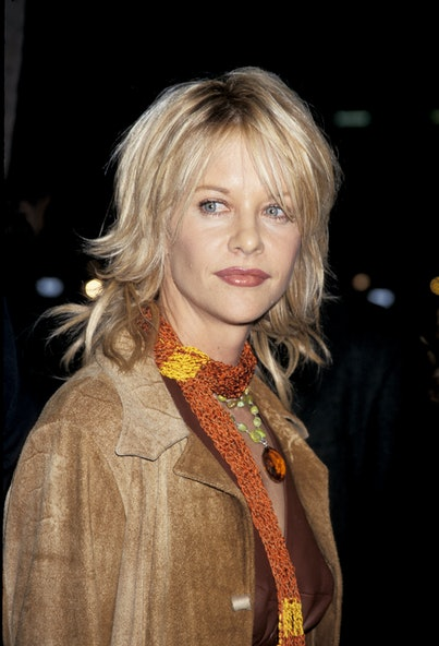 Meg Ryan at the The Academy in Beverly Hills, California (Photo by Jim Smeal/Ron Galella Collection ...