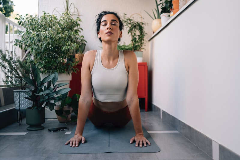 7 Yoga With Adriene hip-opening yoga flows that bring relief.