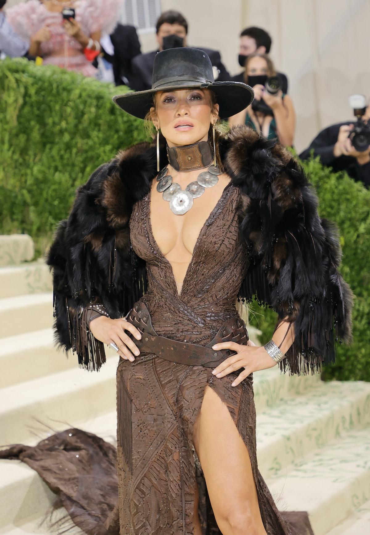 Jennifer Lopez 2021 met gala