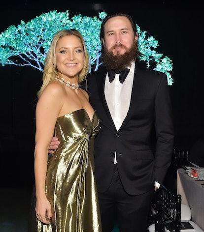 Kate Hudson and Danny Fujikawa in 2019.