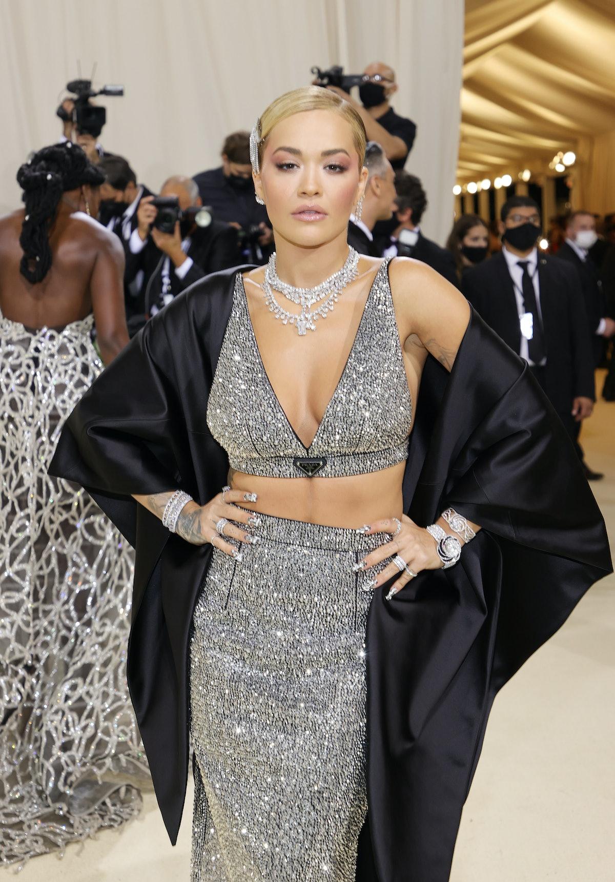Rita Ora met gala 2021