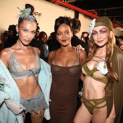 Rihanna's 'Savage X Fenty Show Vol. 3' will include Sabrina Carpenter, Normani & more. Photo via Kev...