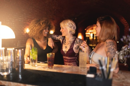 What to say at happy hour if you don't drink.