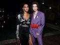 Lesbian couples can dress up as King Princess and girlfriend Quinn Wilson for Halloween.