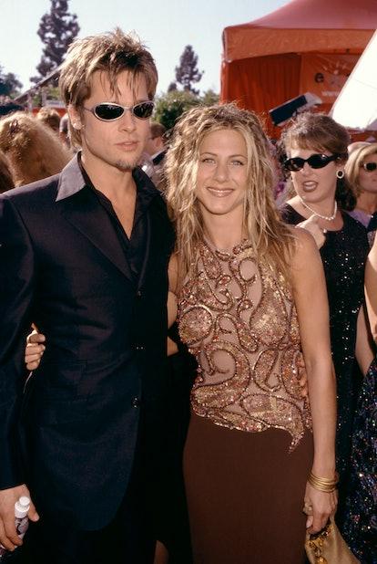 Jennifer Anniston Emmys 1999