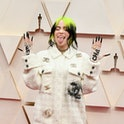 HOLLYWOOD, CALIFORNIA - FEBRUARY 09: Billie Eilish attends the 92nd Annual Academy Awards at Hollywo...