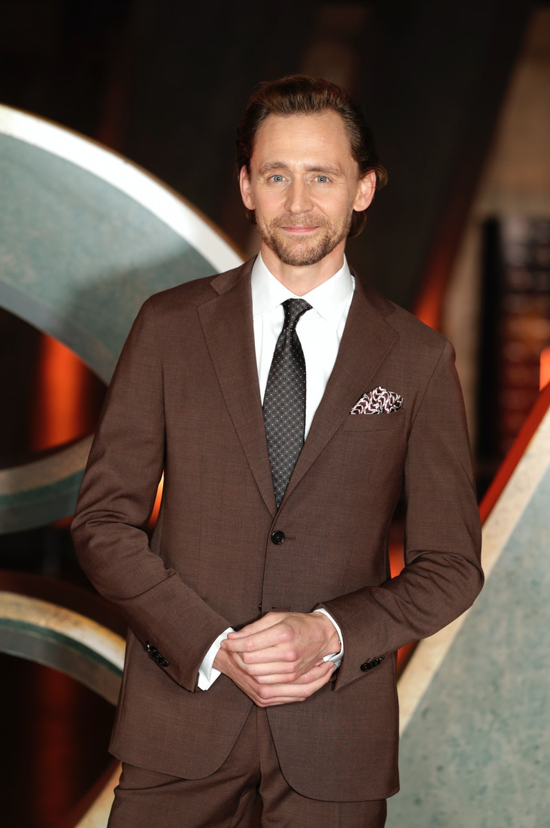 Tom Hiddleston is reportedly dating a 'The Marvels' star.