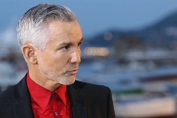 ISCHIA, ITALY - 2013/07/19: The cinema director Baz Luhrmann during the Global Fest. (Photo by Marco...